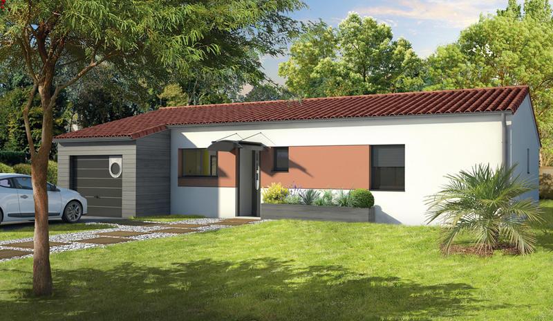 Maisons du constructeur MAISONS ELAN • 89 m² • DAVAYAT