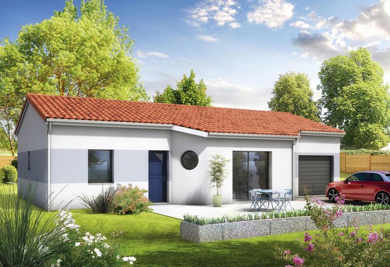 Maisons du constructeur MAISONS ELAN • 85 m² • ENNEZAT