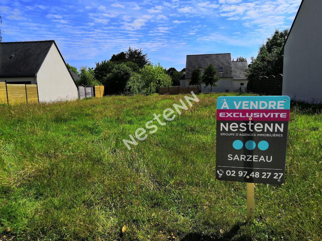 Terrains du constructeur NESTENN SARZEAU • 630 m² • SARZEAU