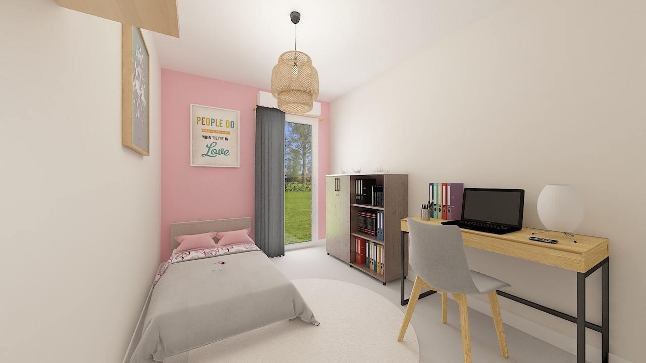 Maisons + Terrains du constructeur Maison Castor • 99 m² • VILLEFRANCHE DE LAURAGAIS