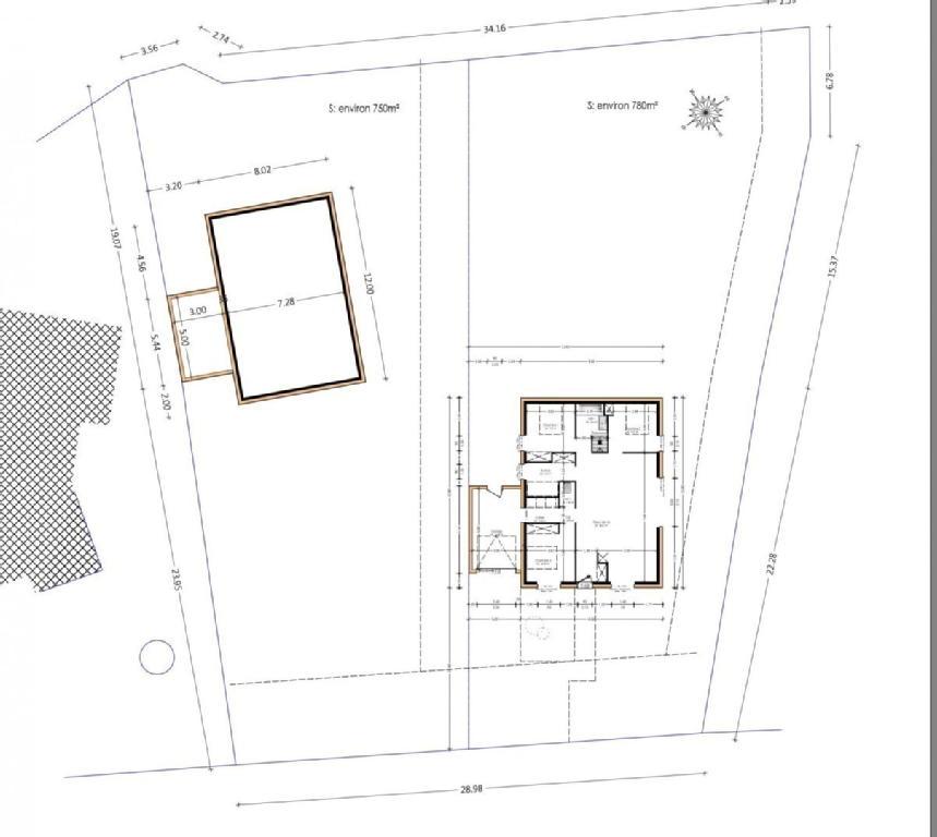 Terrains du constructeur AGENCE ROCHER IMMOBILIER • 780 m² • CHALLANS