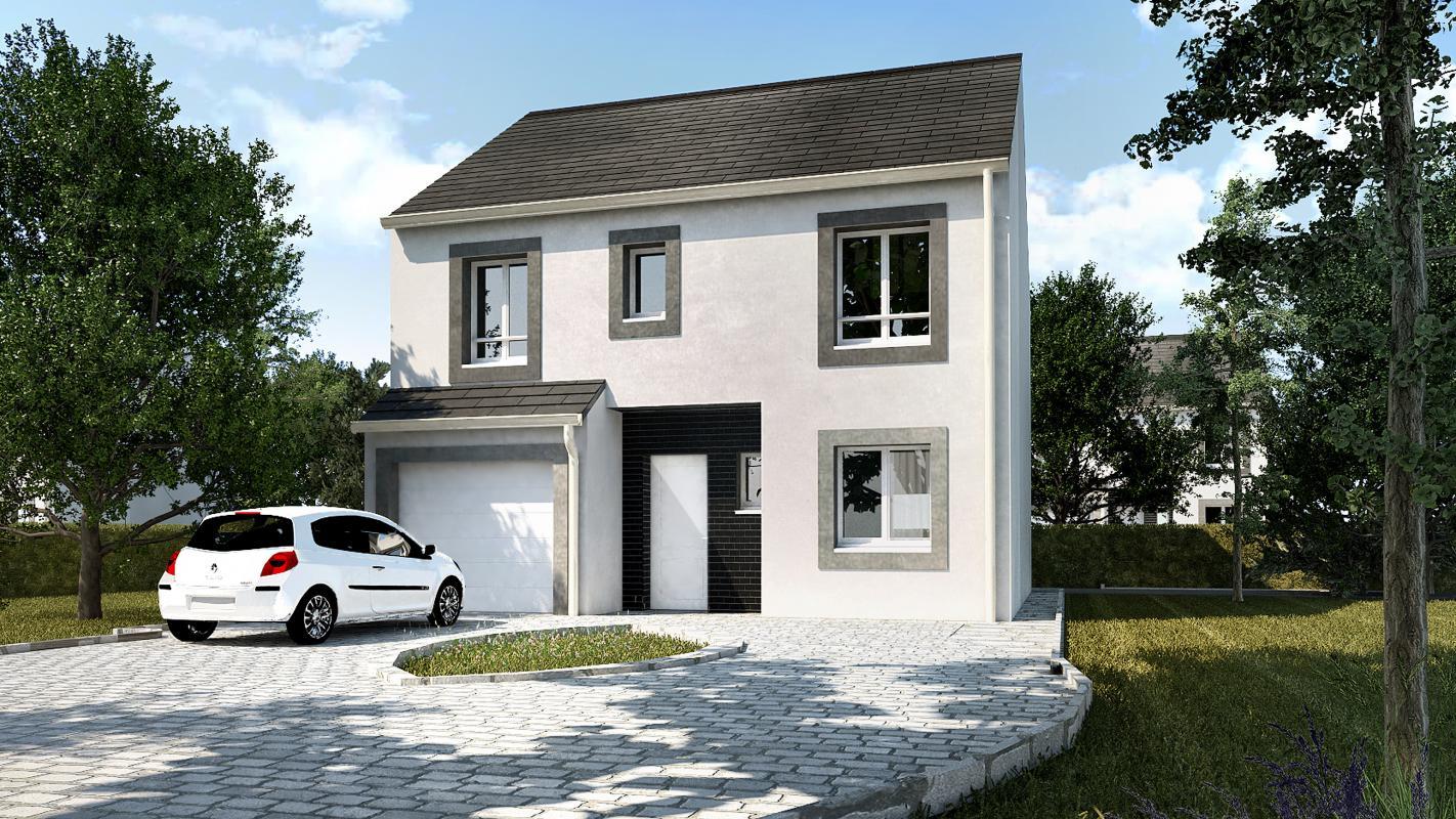 Terrains du constructeur MAISONS DELMAS • 302 m² • QUINCY VOISINS