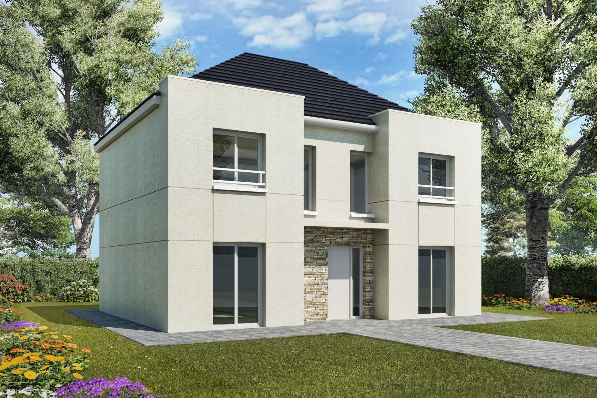 Maisons + Terrains du constructeur MAISONS DELMAS • 126 m² • SAINT MARD