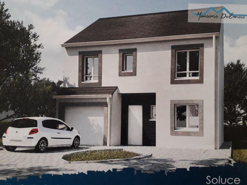 Maisons + Terrains du constructeur MAISONS DELMAS • 102 m² • MITRY MORY