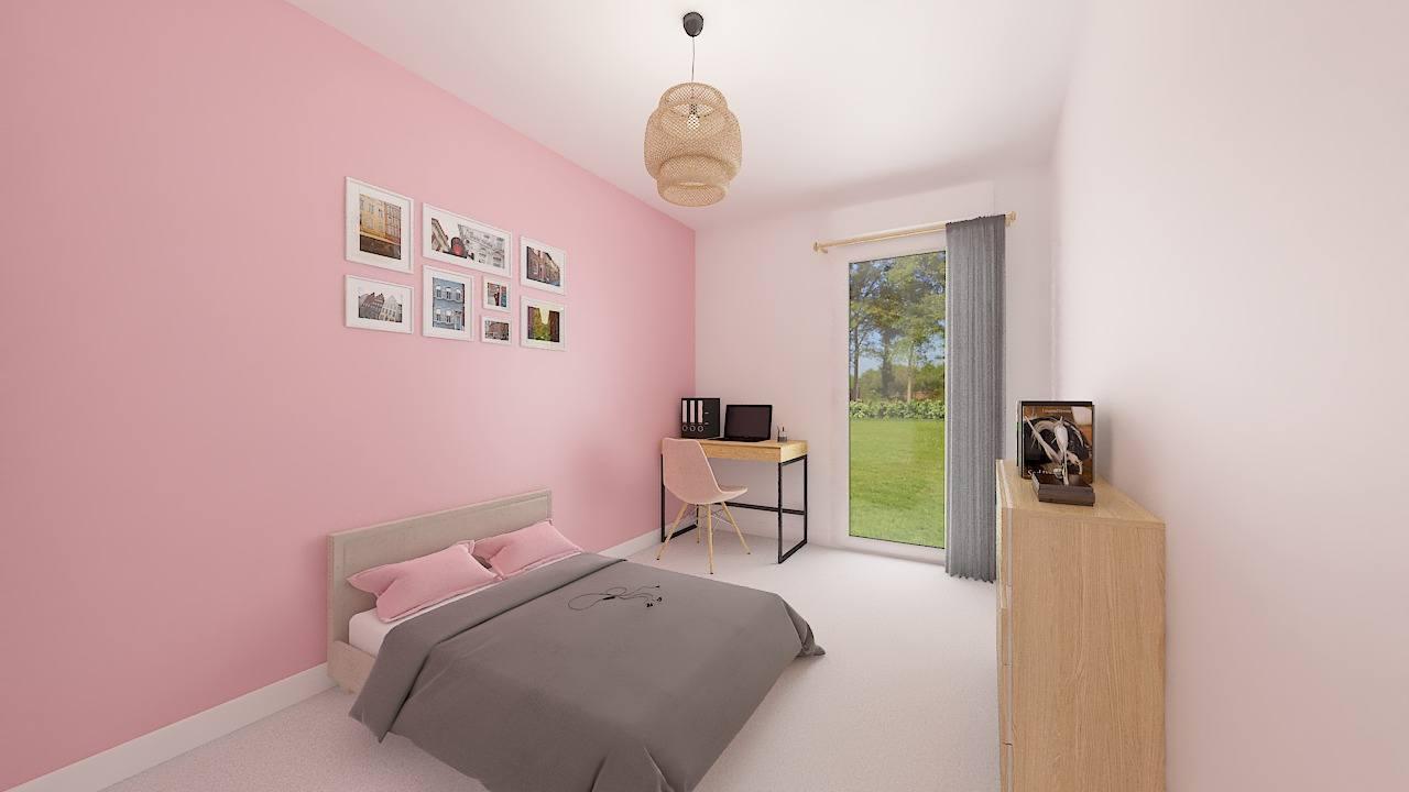 Maisons + Terrains du constructeur MAISONS PHENIX MOISSELLES/BAILLET EN FC • 65 m² • BORNEL