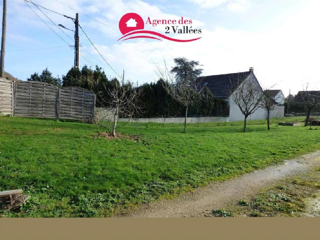 Terrains du constructeur AGENCE DES 2 VALLÉES • 469 m² • ANET