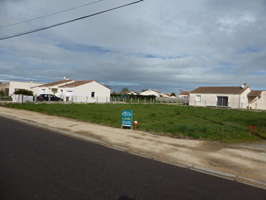 Terrains du constructeur L ADRESSE LONGEVILLE SUR MER • 667 m² • SAINT HILAIRE LA FORET