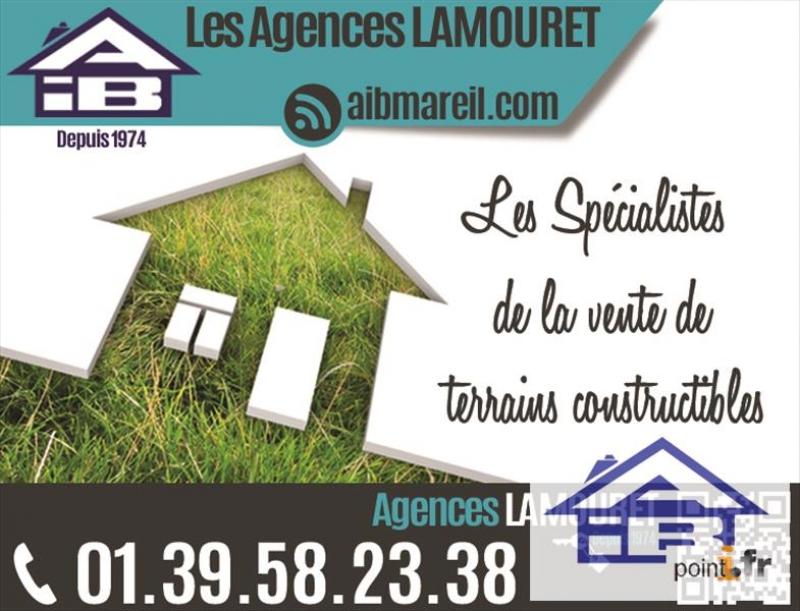 Terrains du constructeur A I B • 487 m² • LE PECQ