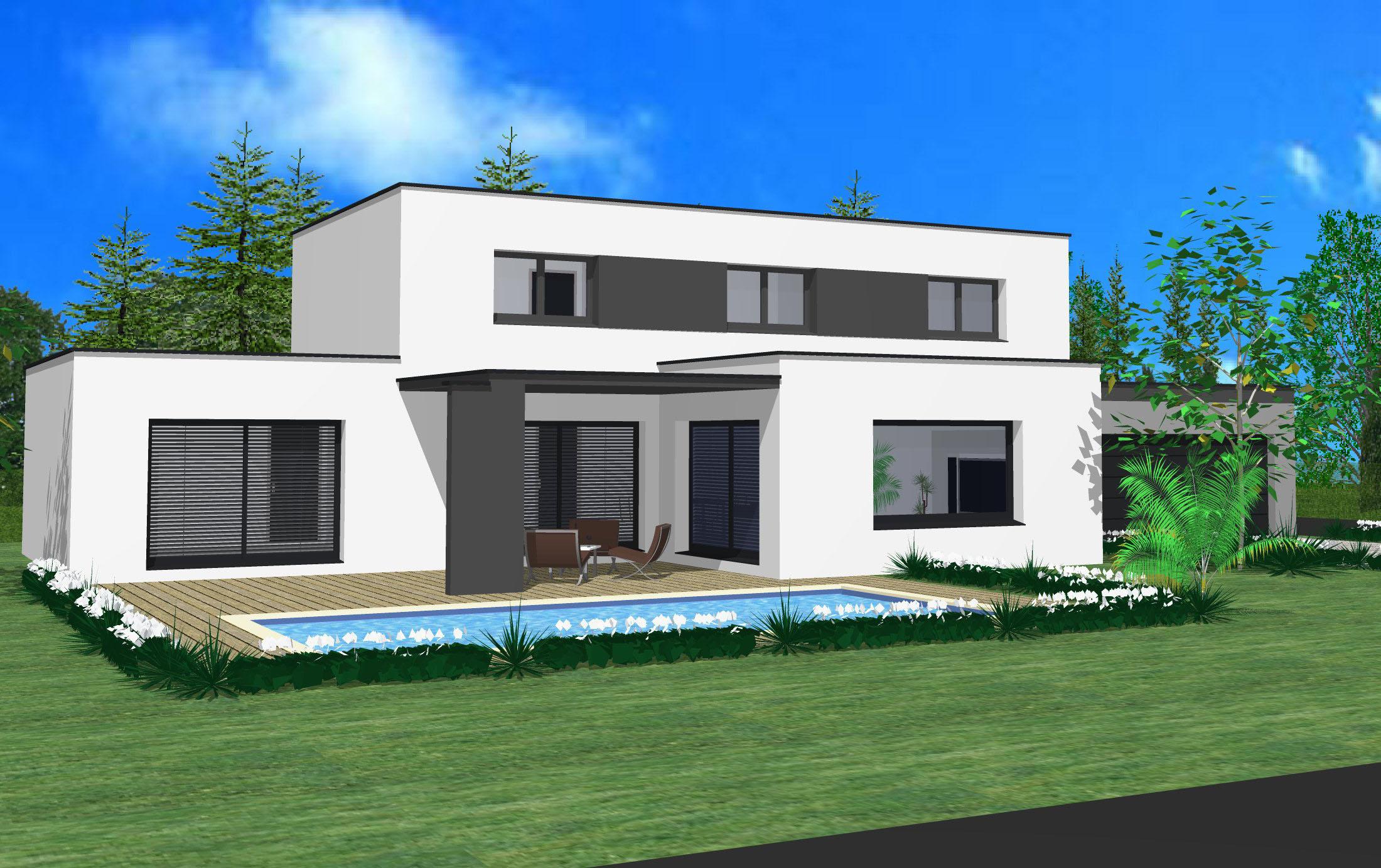 Maisons du constructeur CREAGES • 160 m² • FROENINGEN