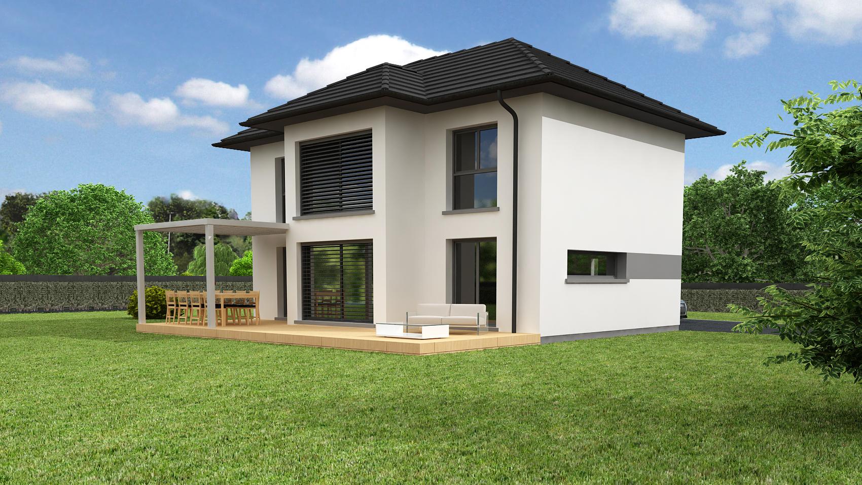 Terrains du constructeur CREAGES • 619 m² • HAGENTHAL LE HAUT