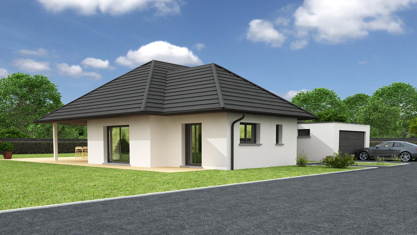 Terrains du constructeur CREAGES • 618 m² • HAGENTHAL LE HAUT