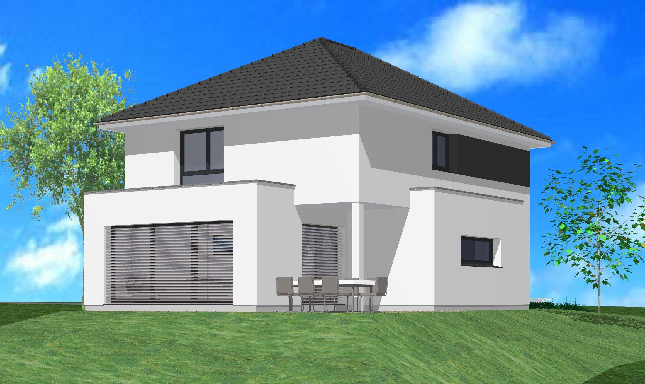 Maisons du constructeur CREAGES •  m² • HAGENTHAL LE HAUT