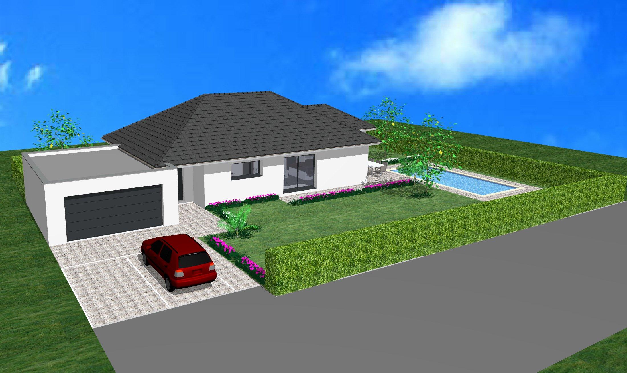 Maisons du constructeur CREAGES •  m² • FROENINGEN