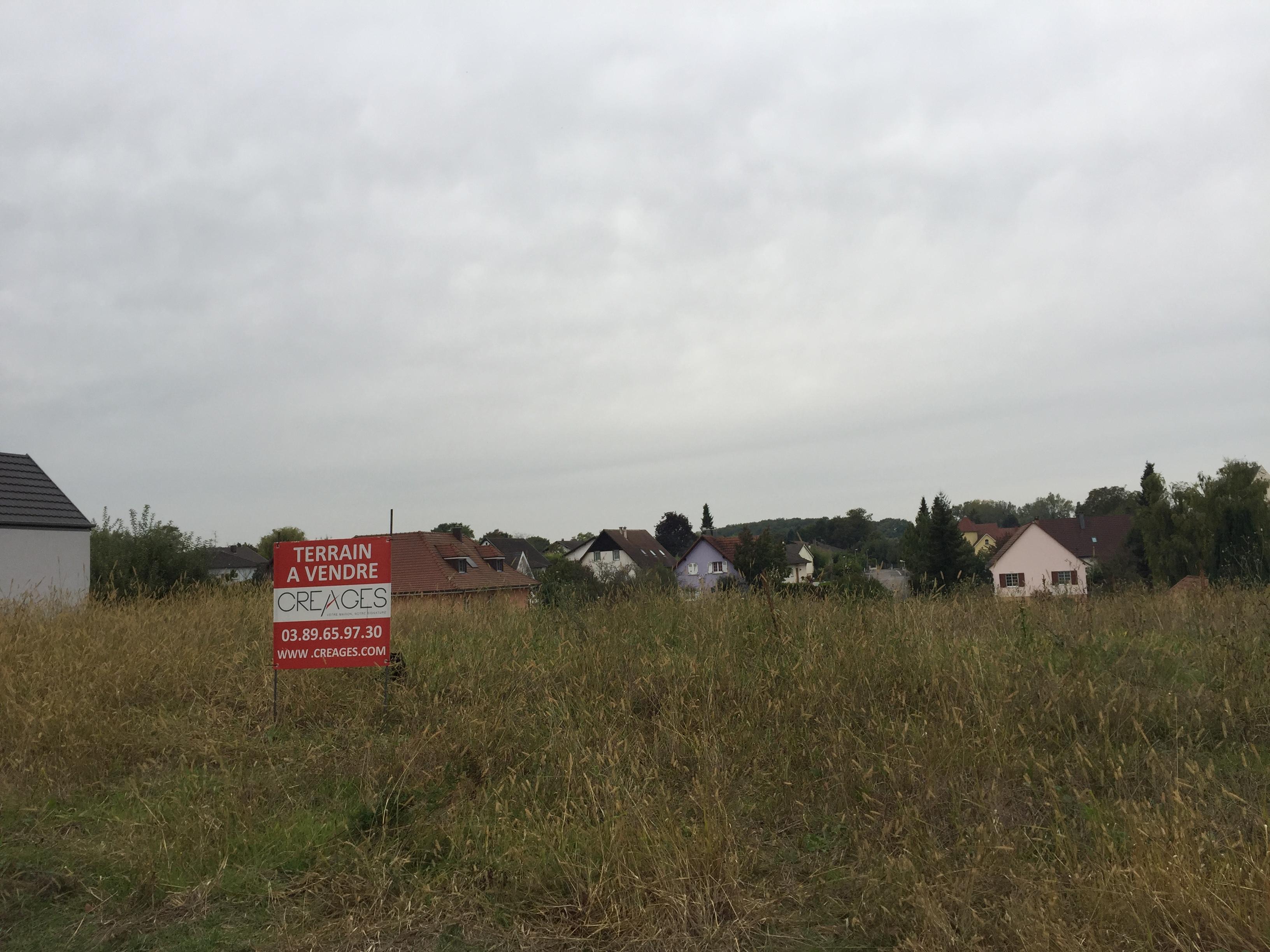 Terrains du constructeur CREAGES • 1200 m² • UFFHEIM