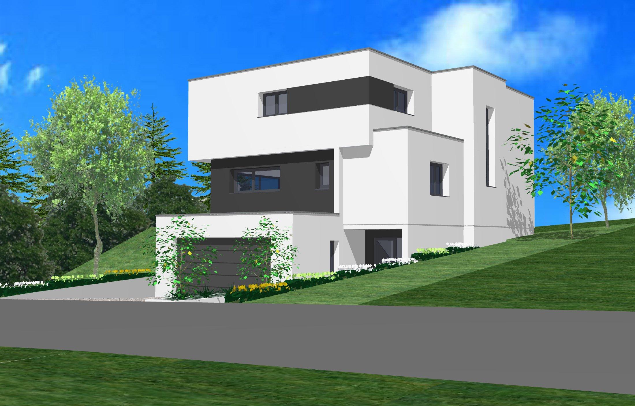 Terrains du constructeur CREAGES • 635 m² • LANDSER