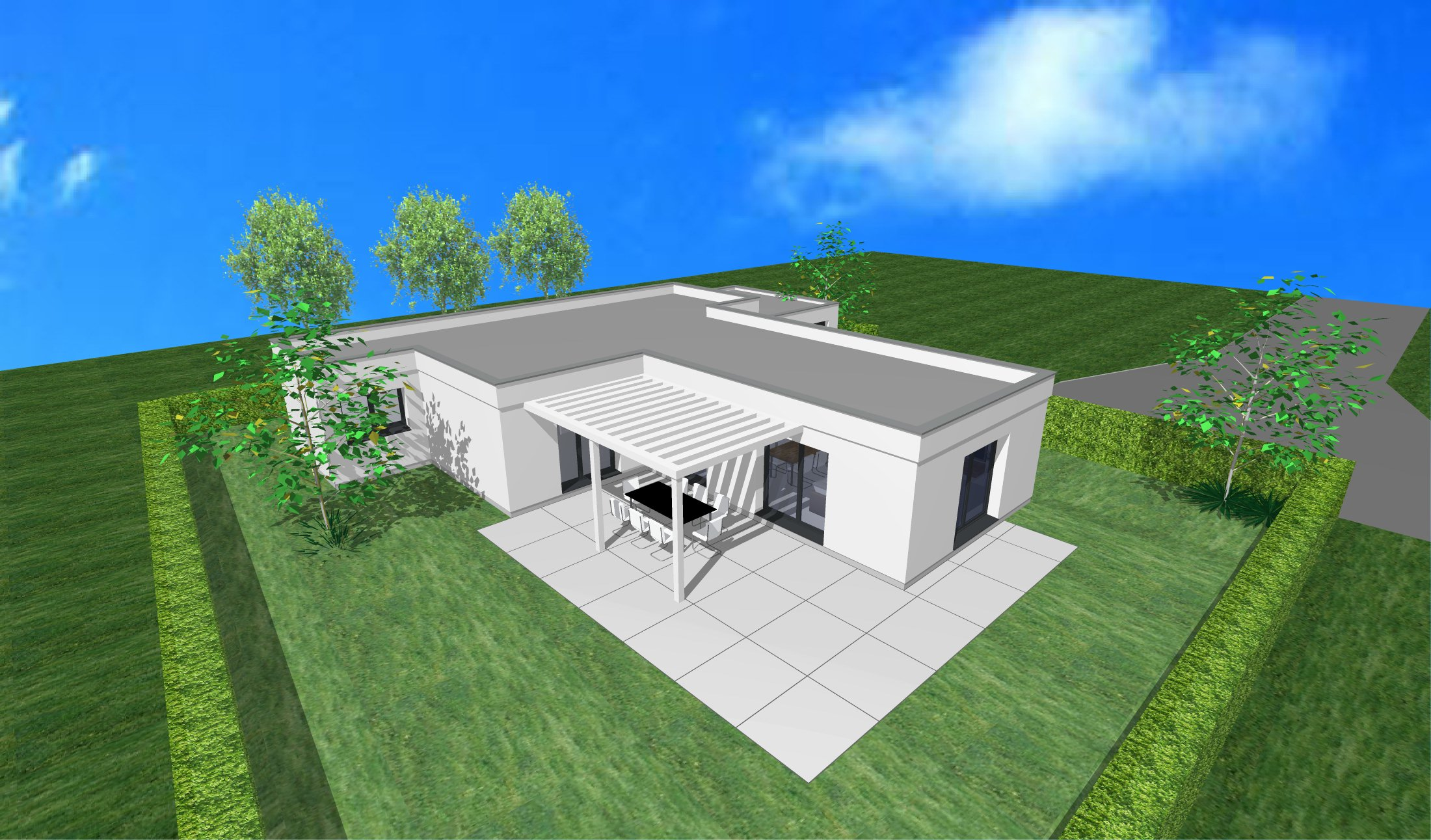 Maisons + Terrains du constructeur CREAGES • 120 m² • KEMBS LOECHLE