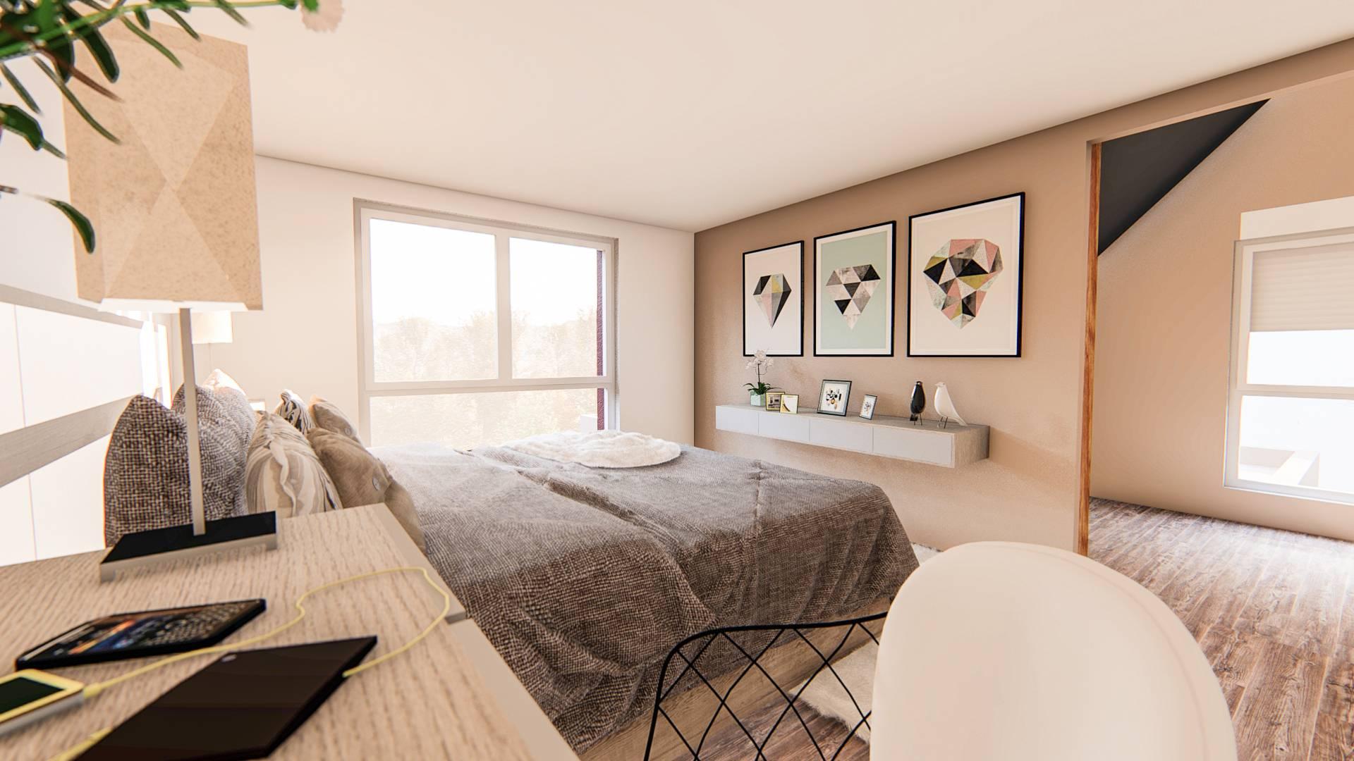Maisons du constructeur SOCIETE MAISONS HANAU • 137 m² • HERRLISHEIM