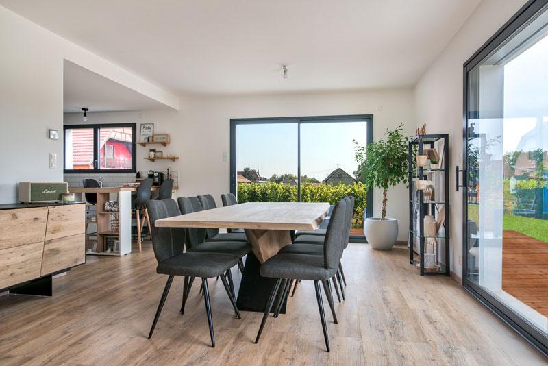 Maisons + Terrains du constructeur LES MAISONS ARLOGIS • 100 m² • STAFFELFELDEN