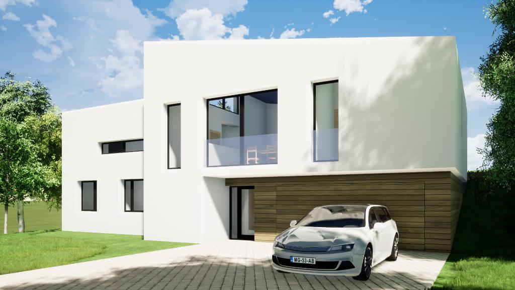 Terrains du constructeur BENEDIC IMMOBILIER METZ • 1493 m² • SAINT JULIEN LES METZ