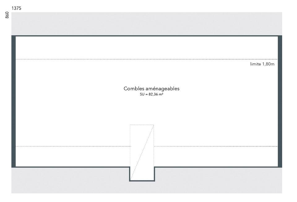 Maisons + Terrains du constructeur MAISONS FRANCE CONFORT • 95 m² • MARDIE