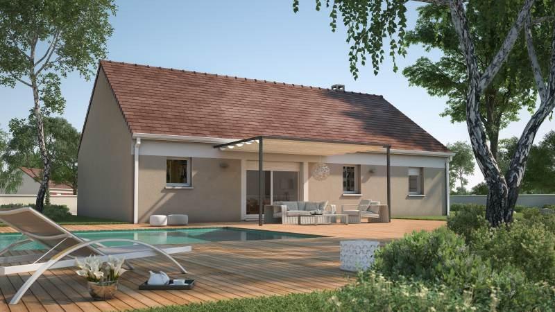 Maisons + Terrains du constructeur MAISONS FRANCE CONFORT • 93 m² • TRAINOU