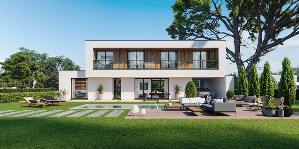 Maisons + Terrains du constructeur MAISONS FRANCE CONFORT • 160 m² • OLIVET