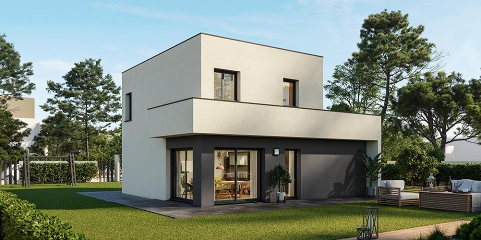 Maisons + Terrains du constructeur MAISONS FRANCE CONFORT • 90 m² • OLIVET