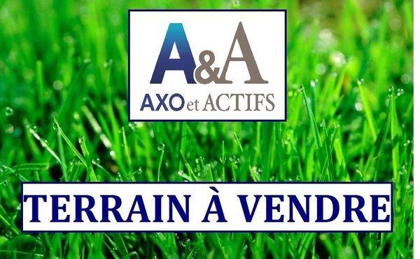 Terrains du constructeur A&A Immobilier - AXO et ACTIFS • 1129 m² • LA GUYONNIERE