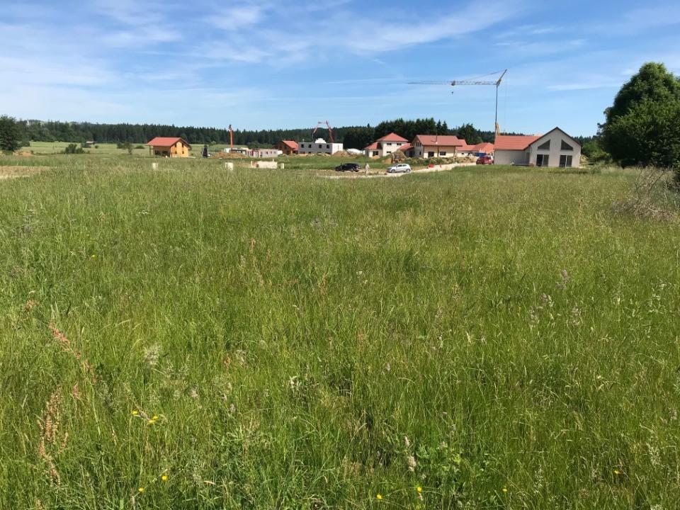 Terrains du constructeur MAISONS FRANCE CONFORT • 777 m² • LE RUSSEY