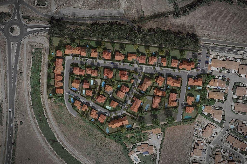 Terrains du constructeur MARCEL FOINNEAU IMMOBILIER • 387 m² • PEZILLA LA RIVIERE