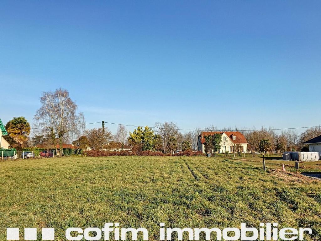 Terrains du constructeur COFIM THEZE • 1657 m² • SEVIGNACQ