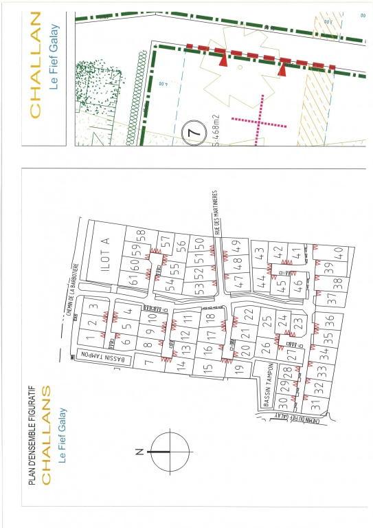 Terrains du constructeur AGENCE ROCHER IMMOBILIER • 338 m² • CHALLANS