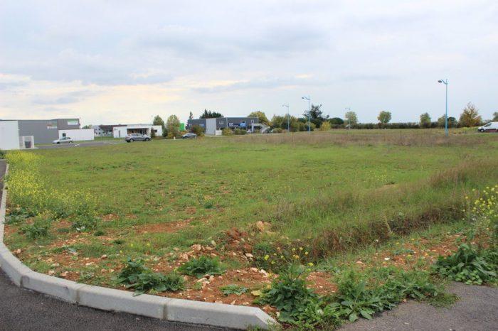 Terrains du constructeur AGENCE DURET • 2380 m² • SAINTE GEMME LA PLAINE