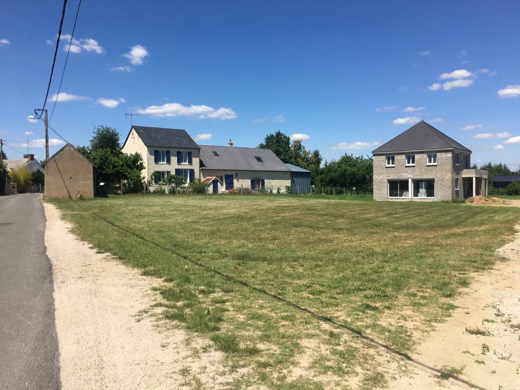 Terrains du constructeur MAISONS VIGERY • 1057 m² • SAINT DENIS EN VAL
