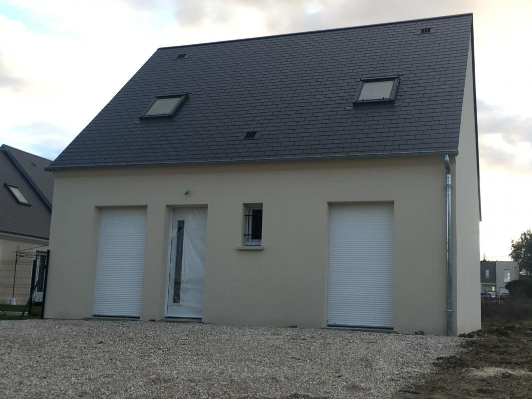 Maisons + Terrains du constructeur LES MAISONS VIGERY • 68 m² • MEUNG SUR LOIRE