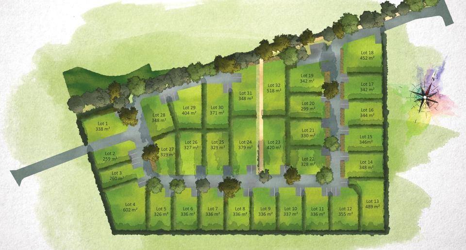 Terrains du constructeur CREDIT AGRICOLE IMMOBILIER PROMOTION • 0 m² • QUESTEMBERT