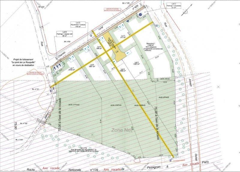 Terrains du constructeur AGENCE VALLEJO • 9410 m² • SIGEAN