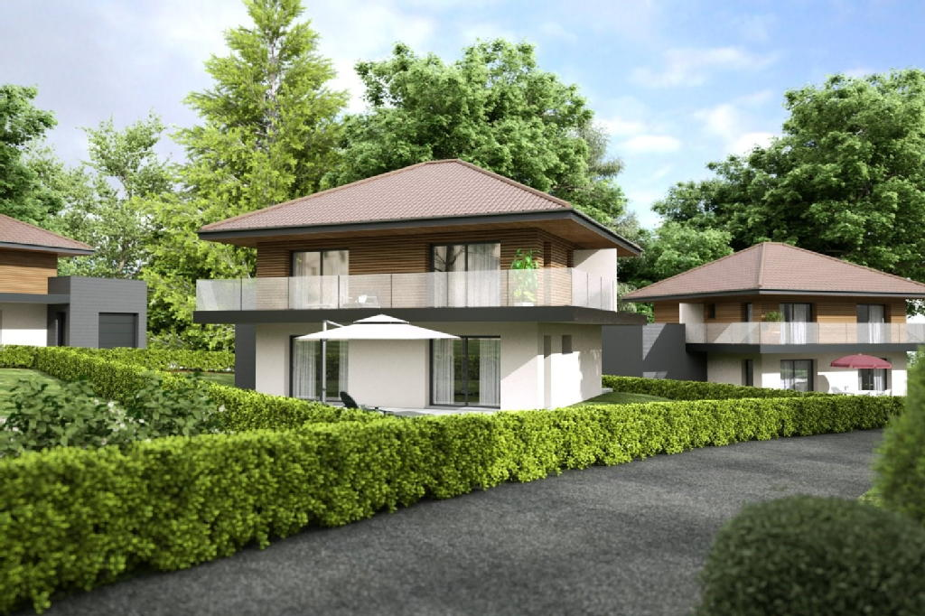 Terrains du constructeur L.B. TRANSACTIONS • 565 m² • YVOIRE