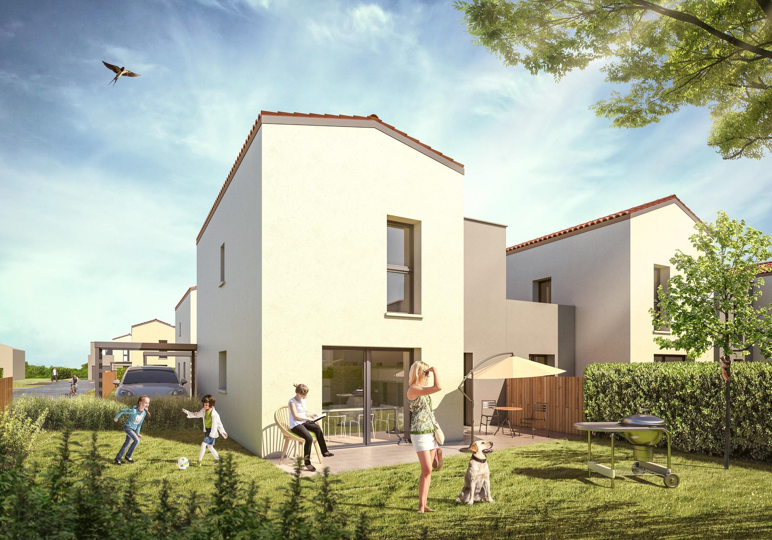 Maisons + Terrains du constructeur MAISON AXIAL • 84 m² • LA TOUR DE SALVAGNY