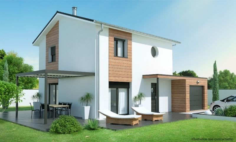 Maisons + Terrains du constructeur MAISONS AXIAL • 100 m² • PUSIGNAN