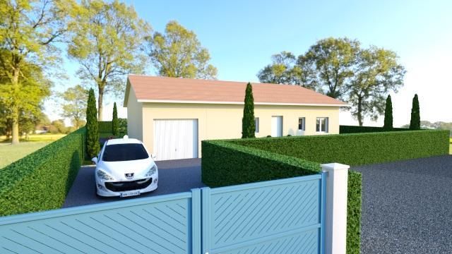 Maisons + Terrains du constructeur Maisons TIP TOP • 88 m² • SAINT JOSEPH DE RIVIERE