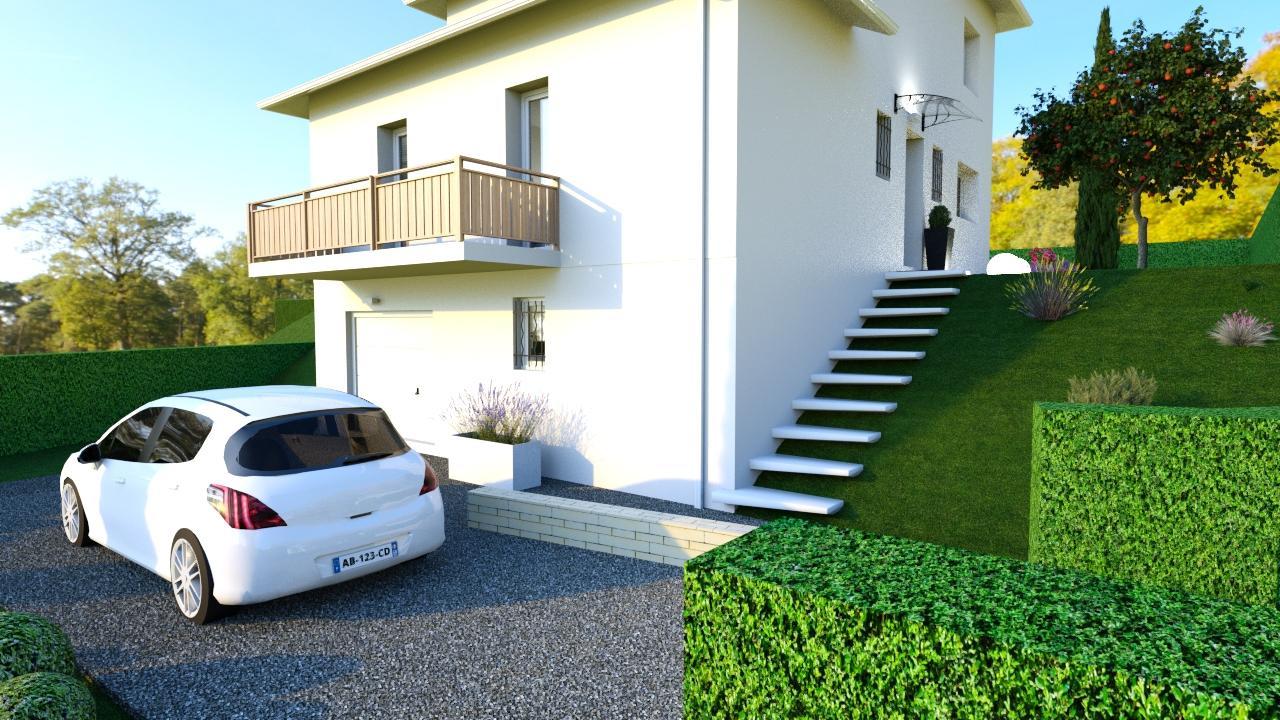 Maisons + Terrains du constructeur Maisons TIP TOP • 120 m² • LA TERRASSE