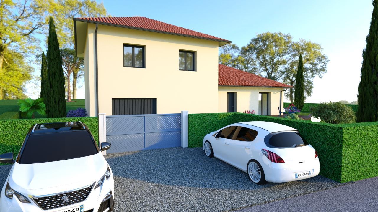 Maisons + Terrains du constructeur Maisons TIP TOP • 88 m² • PIERRE CHATEL