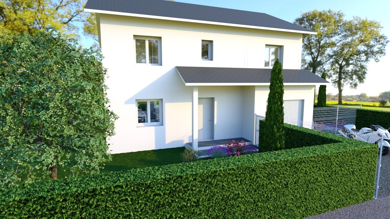 Maisons + Terrains du constructeur Maisons TIP TOP • 100 m² • PONTCHARRA