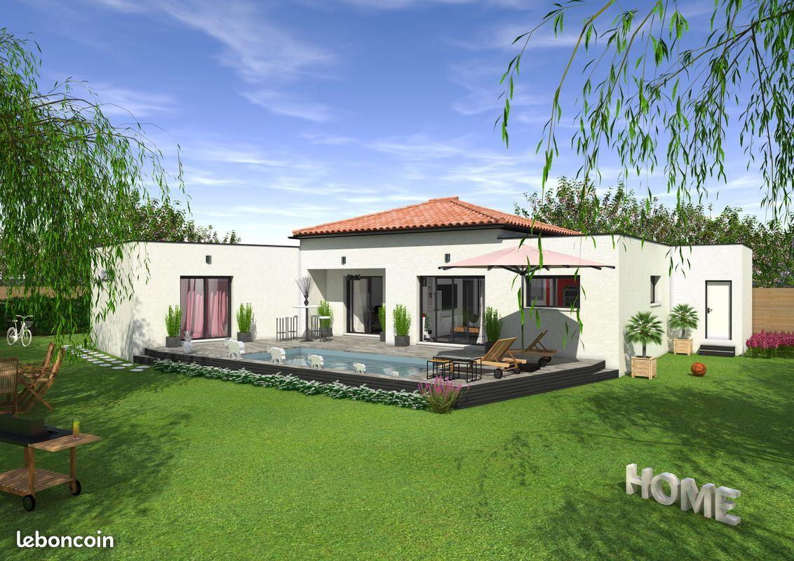 Terrains du constructeur MAISON IDEALE 26 • 1500 m² • PRIVAS