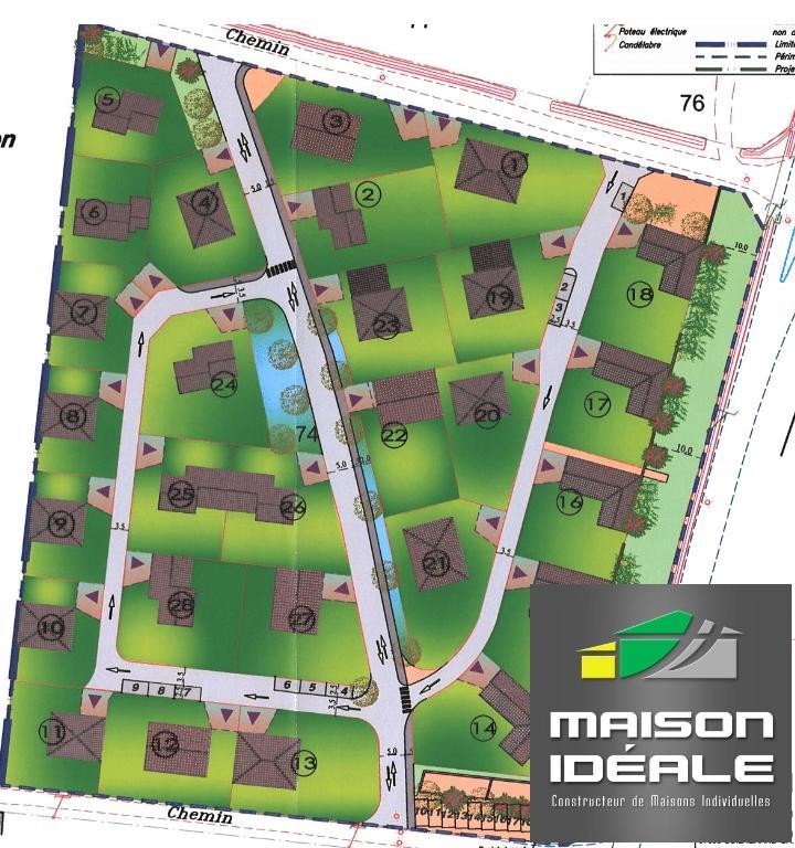 Terrains du constructeur MAISON IDEALE 26 • 400 m² • ALLAN