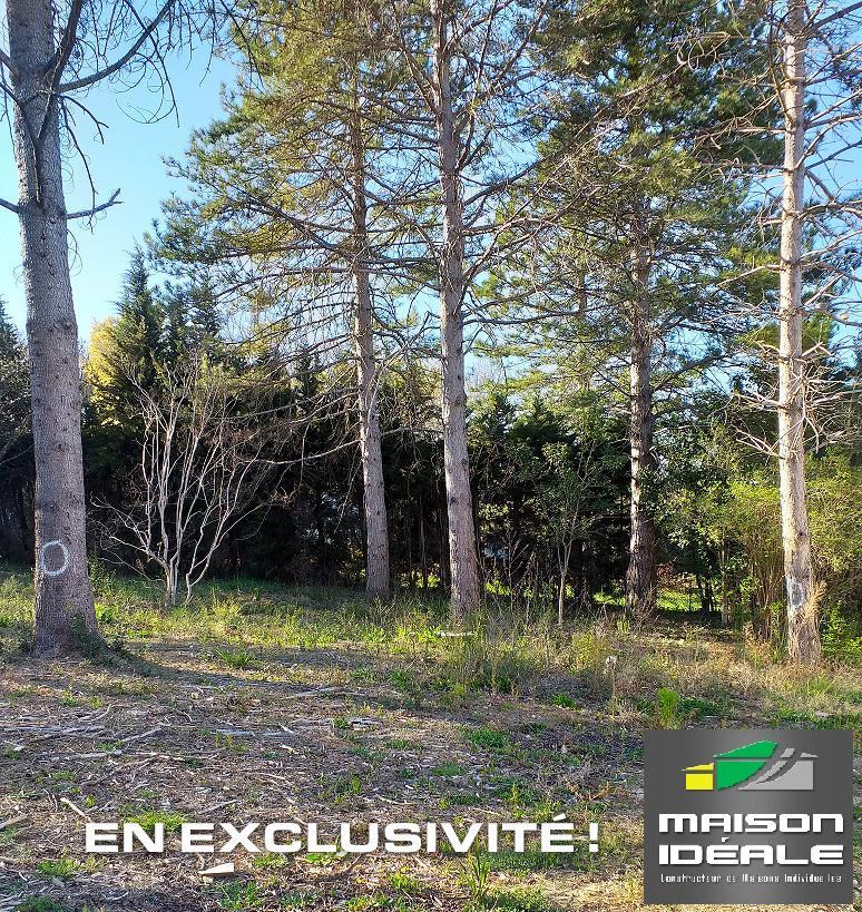 Terrains du constructeur MAISON IDEALE 26 • 828 m² • SAINT PAUL TROIS CHATEAUX