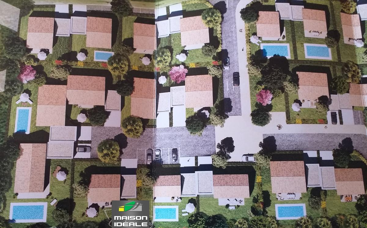 Terrains du constructeur MAISON IDEALE 26 • 355 m² • BOLLENE