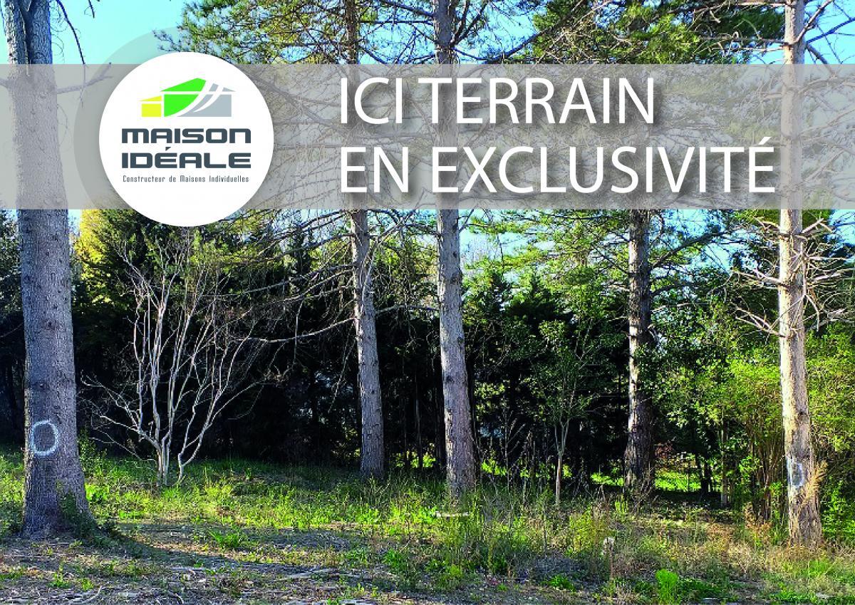 Terrains du constructeur MAISON IDEALE 26 • 500 m² • SAINT PAUL TROIS CHATEAUX