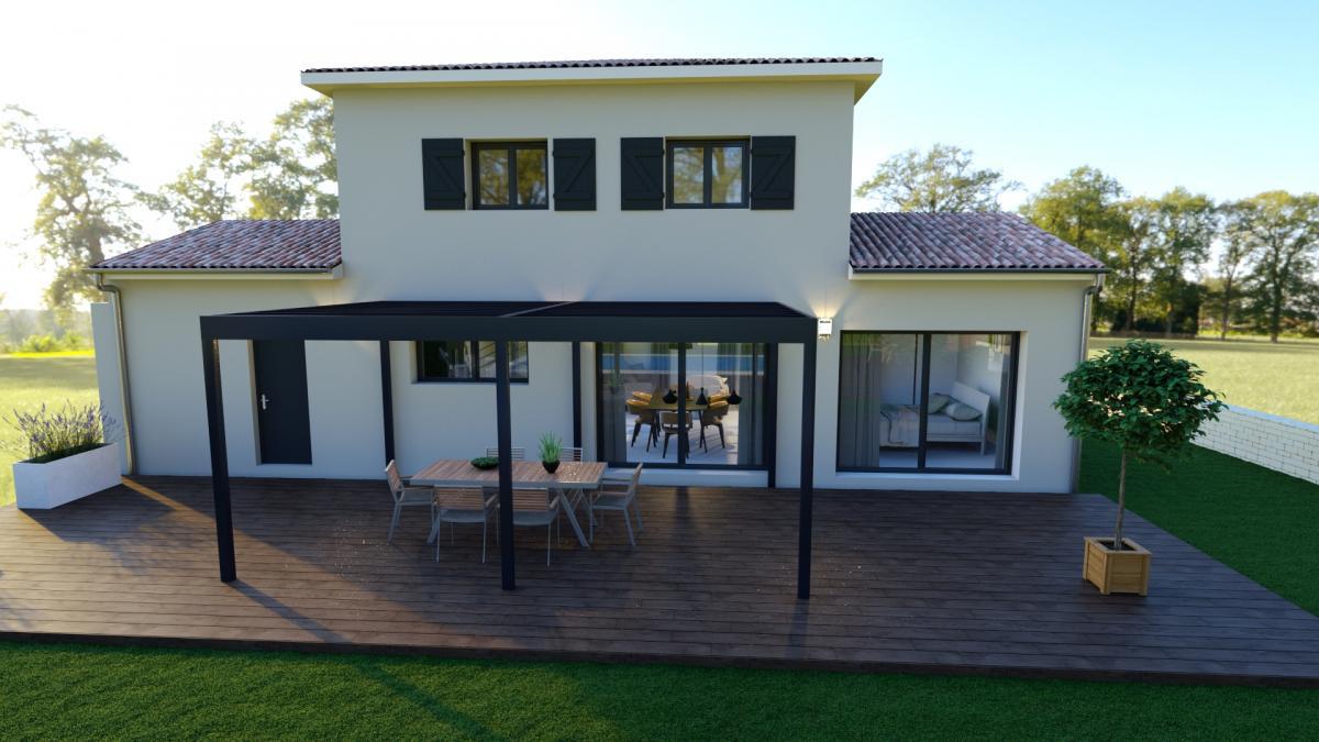 Maisons du constructeur MAISON IDEALE 26 • 110 m² • SAINT PAUL TROIS CHATEAUX